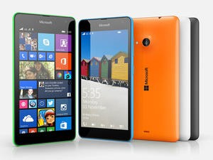The Low-Cost Lumia 535 is Microsoft's First Windows Phone