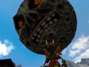 Majora's Mask is Changing for the Nintendo 3DS