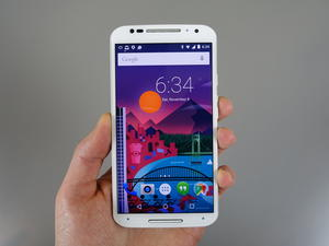 This is Lollipop on the Moto X and it Looks Awesome