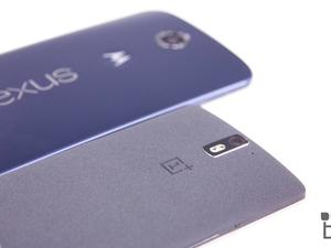 Nexus 6 vs. OnePlus One: One of the Hardest Decisions You'll Make
