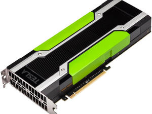 Nvidia's Mightly Tesla K80 Accelerator Packs Two GPUs, 24GB of GDDR5 Memory