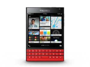 Limited edition red BlackBerry Passport comes to the U.K.