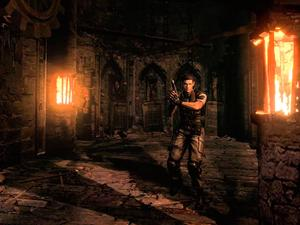Resident Evil HD Remasters its Rooms on a Case-by-Case Basis