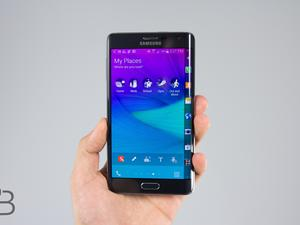 Samsung Galaxy Note Edge Unboxing: A New Way To Smartphone