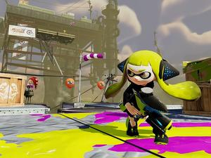 """Tokyo Game Show's """"Game of the Year"""" award goes to... Splatoon?"""