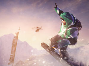 Worms, SSX, and The Raven from Games With Gold this Month