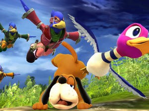 Smash Bros. Creator Might be Done After Wii U Version