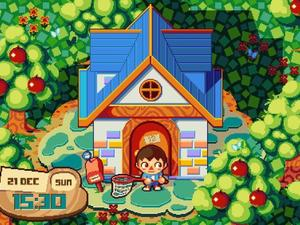 This Animal Crossing Pixel Art Looks Glorious