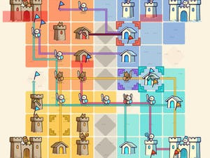 Close Castles, from the Developer of Threes!, is coming to PlayStation 4