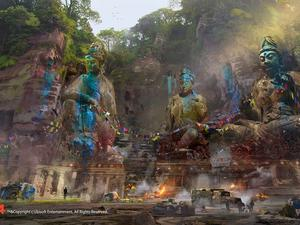 Far Cry 4's Concept Art is Absolutely Gorgeous