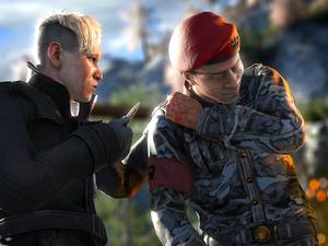 Troy Baker's Far Cry 4 audition probably gave an assistant nightmares