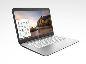 HP Now Offering 14-inch Touchscreen Chromebook