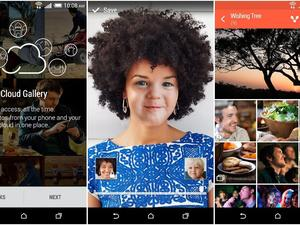 HTC Gallery App Gets Cloud-Based Gallery, Face Fusion Editor and More