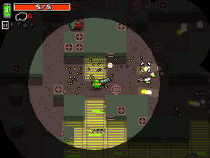 Nuclear Throne Being Dished for Free on New Year's Day