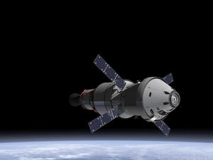 NASA's Orion Ready for Huge Test Flight This Week