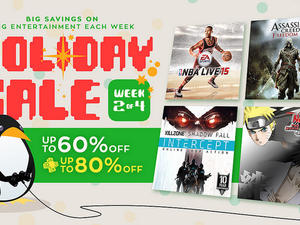 PlayStation Holiday Sale Week 2 - Who Cares? Suikoden II is Out!