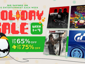 Four Weeks of Holiday Sales from the PlayStation Store