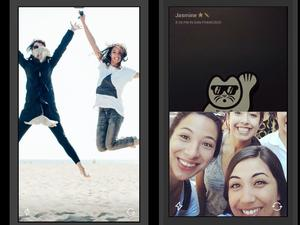 "Facebook Revamps Slingshot App To ""Share Life As It Happens"""