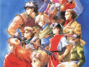 Konami polling fans on which series it wants to see revived, including Suikoden!