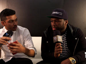 Interviewing 50 Cent (Part 2): What Sets SMS Audio Apart, and More