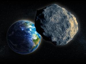 Asteroid to make March flyby as close as 11,000 miles from Earth