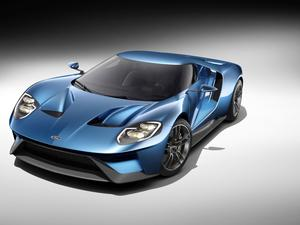Microsoft Unveils Forza 6 Alongside the New Ford GT