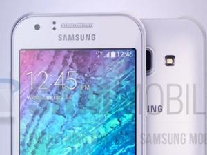 Images of Rumored Samsung Galaxy J1 Smartphone Leaked