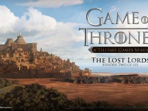 Game of Thrones Ep 2: The Lost Lords Drops in February - New Trailer Arrives