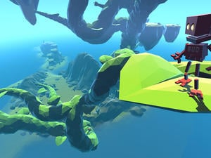 The Gorgeous Grow Home Announced by Ubisoft for PC