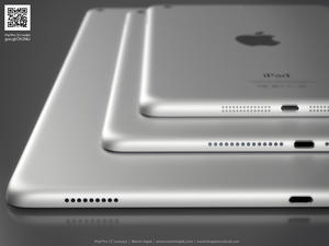 Alleged iPad Pro dummy hints at USB Type-C, or dual Lightning ports (Update)