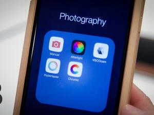 Top 5 Camera Apps for iOS To Improve Your Experience