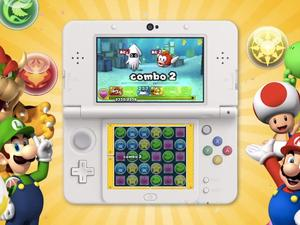 Nintendo and GungHo Team Up for Mario Themed Puzzle & Dragons Game