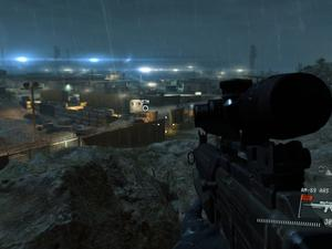 Metal Gear Solid V: Ground Zeroes' First-Person Mod Looks Sweet