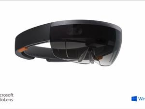 HoloLens pre-orders open for $3,000, shipping March 30
