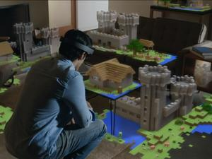 Project HoloLens is Microsoft's Answer To Virtual Reality