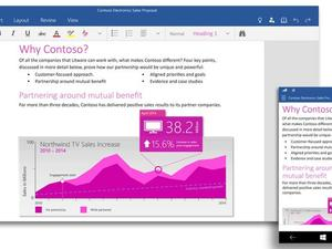 Office 2016 and Office for Windows 10 Announced