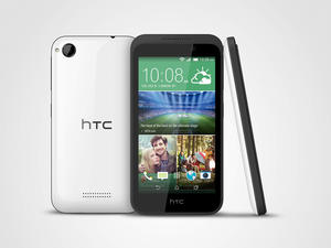 HTC Announces Affordable Desire 320 With Quad-Core CPU