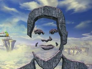Reggie Fils-Aime's Face Is Now a Super Smash Bros. Stage