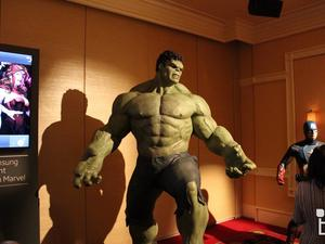 Samsung and Marvel Teamup at CES to Show Off Avengers: Age of Ultron Gadgets