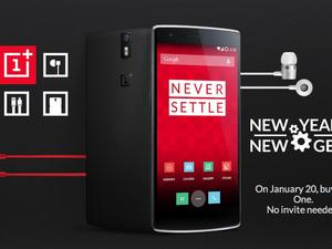 Get a OnePlus One Without an Invite on January 20