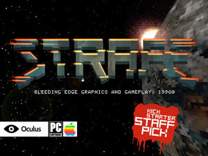 Strafe Has the Absolute Best Kickstarter Pitch of All Time