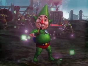 Tingle and Young Link Coming to Hyrule Warriors in Majora's Mask DLC
