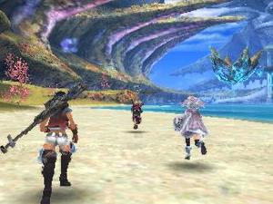 Xenoblade Chronicles 3DS Screenshots - Size Matters Not?