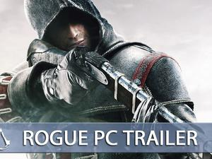 Assassin's Creed Rogue Storming PCs on March 10th