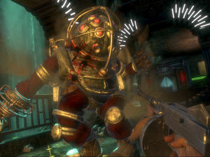 """""""BioShock is unquestionably a permanent franchise,"""" claims Take-Two CEO"""