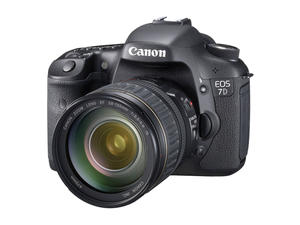 Canon 7D models marked down for a limited time
