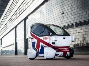The U.K. lays down the law for driverless vehicles