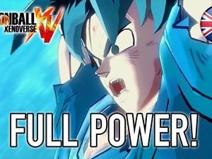 Dragon Ball Xenoverse Full Power trailer, launches huge in Japan