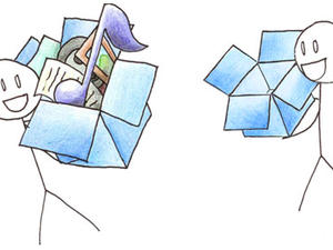 Dropbox's Project Infinite frees up your laptop's puny storage