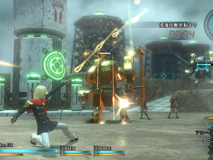Final Fantasy Type-0 HD patch will reduce motion blur
